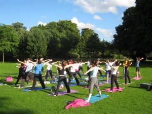 yogaoutside